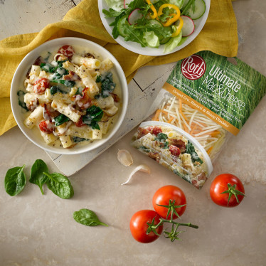 Ultimate BLT Mac & Cheese