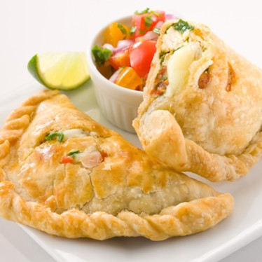 Chicken and Fontina Empanadas