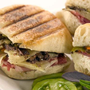 Ham & GranQueso® Panini