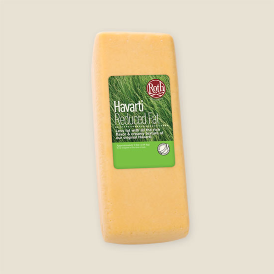 Reduced Fat Havarti