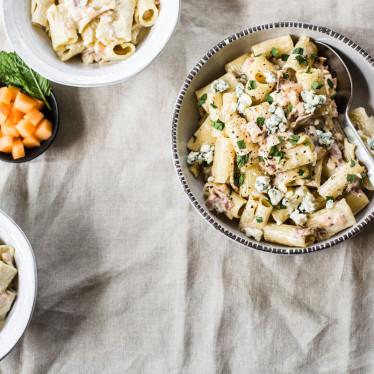 Jasper's Rigatoni Pasta with Buttermilk Blue®