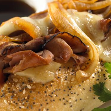 Roast Beef, Swiss Onion & Grand Cru® Baguette