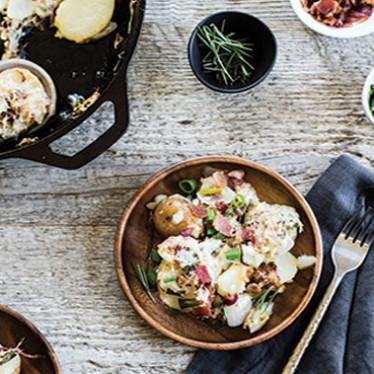 Grand Cru®  Grilled Potatoes