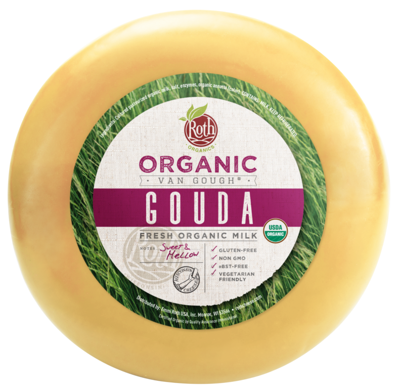 Emmi Roth USA Launches New Roth® Organics Cheese Line